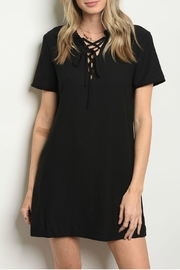 19 Cooper Black Dress - Product Mini Image