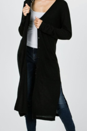 Kindred Mercantile Black duster - Product Mini Image