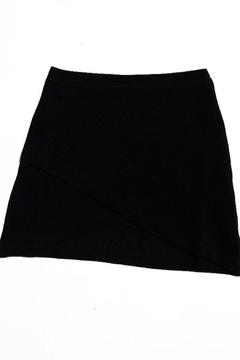Butterflies & Zebras Black Envelope Skirt - Product List Image
