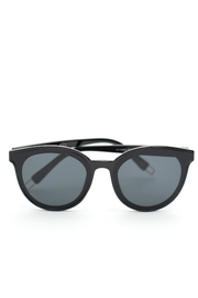 Ocean and Land Black Fashion Sunglasses - Front cropped