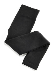 Giftcraft Inc.  Black Fleece Legging - Product Mini Image
