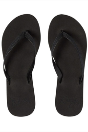 Roxy Black Flip Flops - Product Mini Image