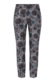 Tribal Black Floral Jeggings - Product Mini Image