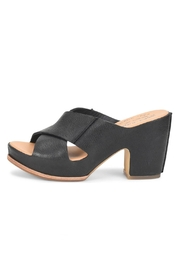 Kork-Ease Black Garden Heel - Product Mini Image