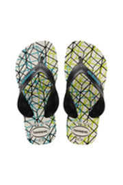 Havaianas Black Geo Kids Sandals - Product Mini Image