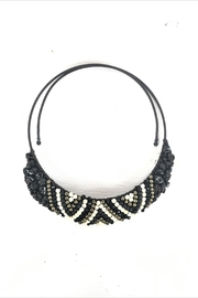 Ndiginus Black/gold Macrame-Collar - Product Mini Image