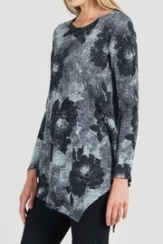 Clara Sunwoo Black/grey print sweater - Product Mini Image