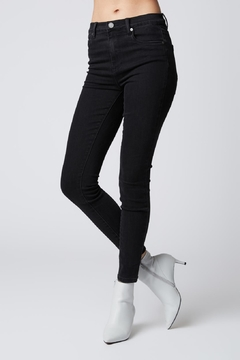 Blank NYC Black High-Rise Jeans - Product List Image