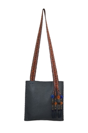 Kiki Black Inca Bag - Product Mini Image