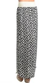 Adore Clothes & More Black Ivory Skirt - Product Mini Image