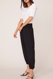 Jack by BB Dakota Black Jogger Pant - Front full body