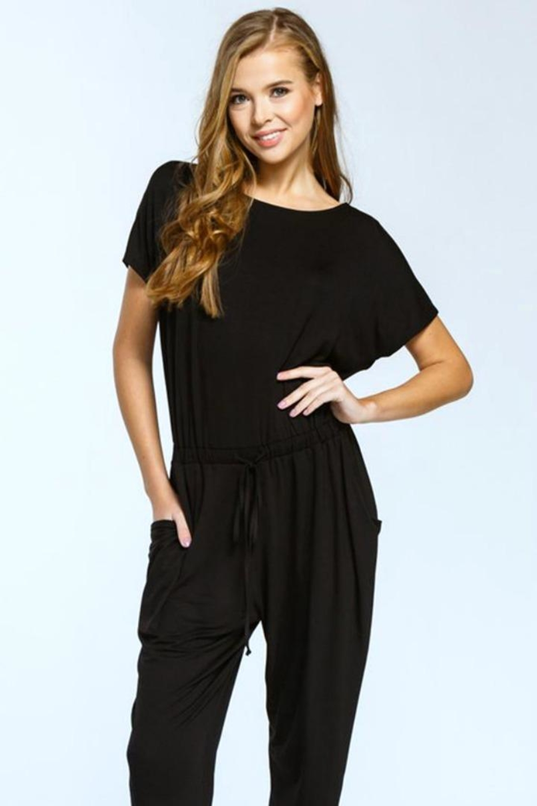 9b5c507431c Cherish Black Jumpsuit from Seattle by SIMPLY CHIC — Shoptiques
