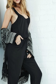 Dex Black Jumpsuit - Product Mini Image