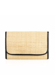 Shiraleah Black Karlie Clutch - Product Mini Image