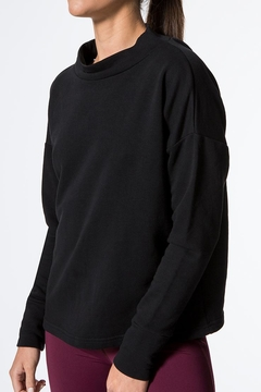 Varley Black Kingsmill Sweatshirt - Product List Image