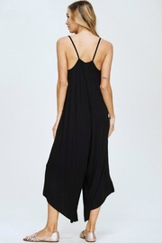 Simply Chic Black Knit Jumpsuit - Other