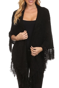 Shoptiques Product: Soft Cozy Shawl