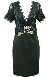 Fashion Week Black Lace Dress - Product Mini Image