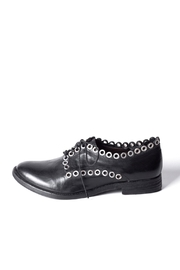 Keep Black Lace-Up Brogues - Product Mini Image