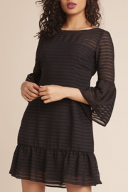 BB Dakota Black Laced Dress - Product Mini Image