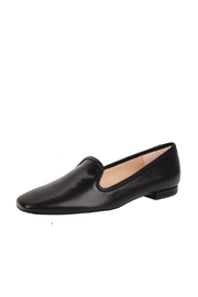 Jon Josef Black Leather Loafer - Product Mini Image