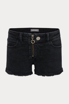 DL 1961 Black Lucy Shorts - Alternate List Image