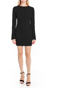 LIKELY Black Manhatten Dress - Product List Image