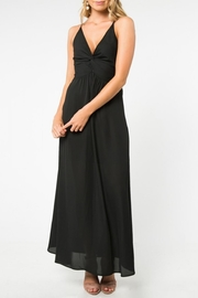 Everly Black Maxi Dress - Product Mini Image