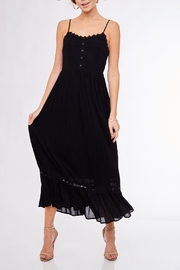 L Love Black Maxi Dress - Product Mini Image