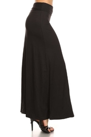 ambiance apparel Black Maxi Skirt - Product Mini Image