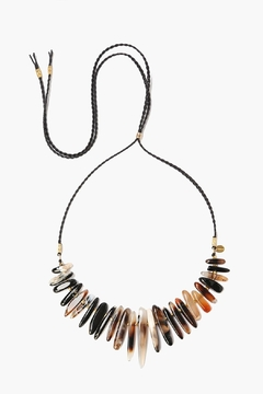 Chan Luu Black Mix Necklace - Alternate List Image