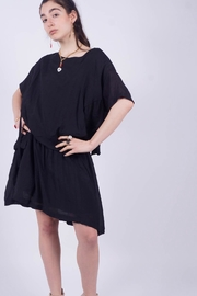 NU New York Black Modern Dress - Product Mini Image