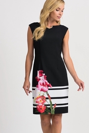 Joseph Ribkoff Black & multicolor dress - Product Mini Image