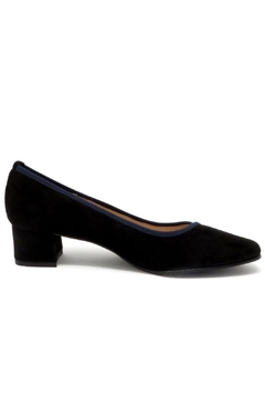 Brenda Zaro Black/navy Pump - Alternate List Image