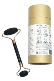 Honey Belle Skin Black Obsidian Facial Roller - Product Mini Image
