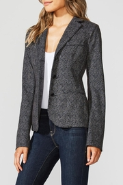 Bailey 44 Black-Op Brushed Blazer - Product Mini Image