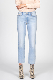 Black Orchid Denim BLACK ORCHID BROOKE STRAIGHT CROP JEAN - Product Mini Image