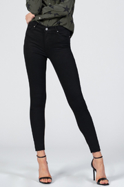 Black Orchid Denim Black Orchid Carmen High Rise Skinny Jean - Front cropped