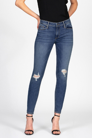 Black Orchid Denim BLACK ORCHID JUDE CROP SKINNY JEAN - Product Mini Image