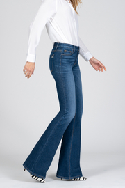 Black Orchid Denim Black Orchid Skinny Flare Jean - Front full body