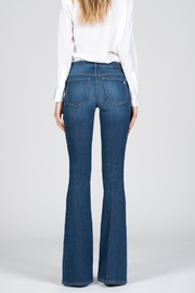 Black Orchid Denim Black Orchid Skinny Flare Jean - Side cropped