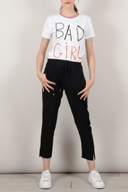 Molly Bracken Black Pants - Front cropped