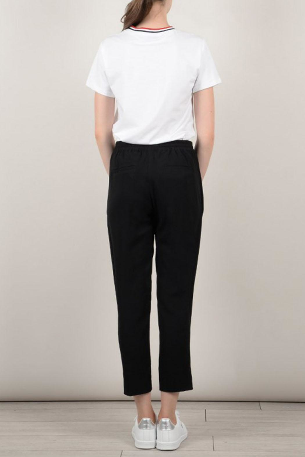 Molly Bracken Black Pants - Front Full Image