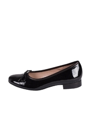 Pascucci Black Patent-Leather Ballerina - Product Mini Image
