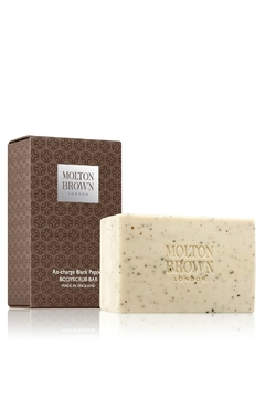 Molton Brown Re-charge Black Pepper Bodyscrub Bar - Product List Image