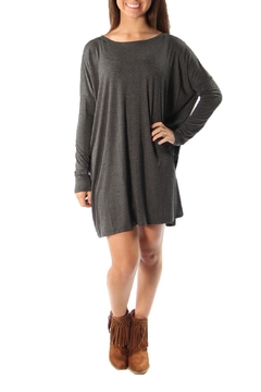 Piko  Black Tunic - Product List Image