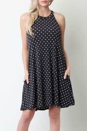 Style in the USA Black Polka Dot - Product Mini Image