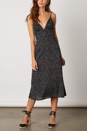 Cotton Candy LA Black Polka-Dot Dress - Product Mini Image