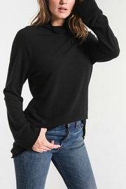Zsupply Black Pullover Sweater - Product Mini Image
