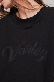 Varley Black Pullover Sweatshirt - Side cropped